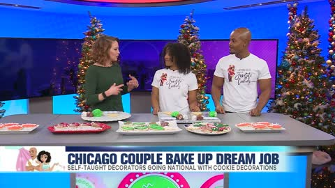 Chicago Couple Bake Up Dream Job