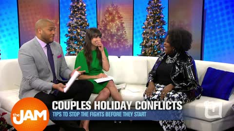 Couples Holiday Conflicts