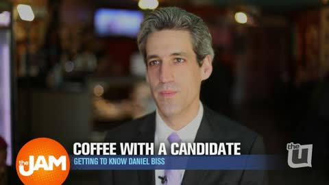 Coffee with a Candidate | Democratic Gubernatorial Candidate Daniel Bliss