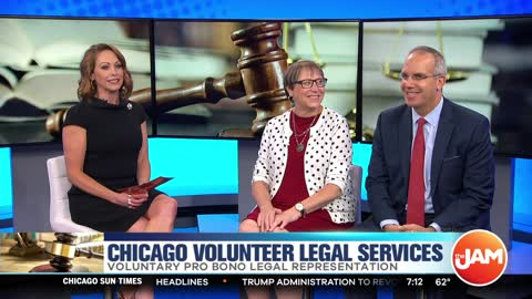Chicago Volunteer Legal Services with Howard Ankin