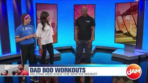 Dad Bods Workouts