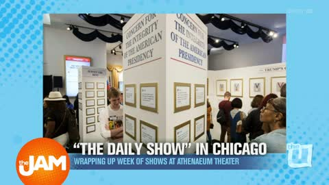 'The Daily Show' Hits Chicago