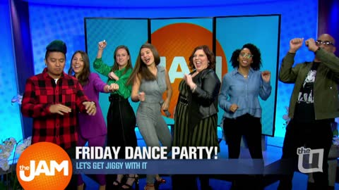 Friday Soulja Boy Dance Party!