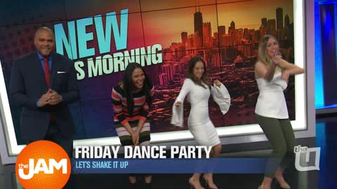 Join Our Dance Party!