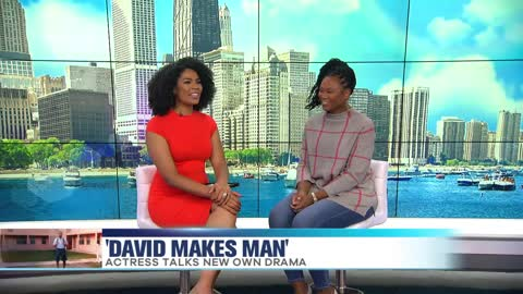 "Actress Alana Arenas Talks ""David Makes Man"""
