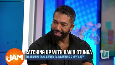 David Otunga Talks New Amazon Series and Working Out