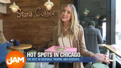 Unique Spots in Chicago