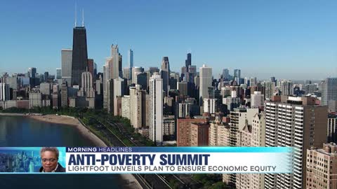Lightfoot's Anti-Poverty Summit