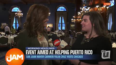 Event Aimed at Helping Puerto Rico