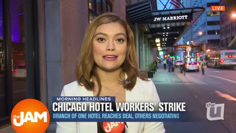 Chicago Hotel Workers' Strike