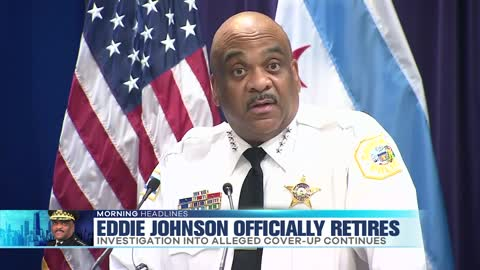 Eddie Johnson Officially Retires from CPD