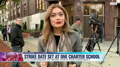Strike Date Set at One Charter School in Chicago