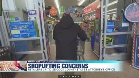 Shoplifting Concerns in Cook County