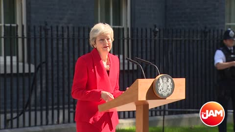 Prime Minister Theresa May to Step Down