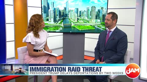 Immigration Raid Threat