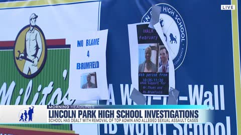 Scandal at Lincoln Park HS