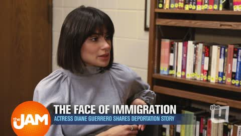 Chatting Immigration With Actress Diane Guerrero