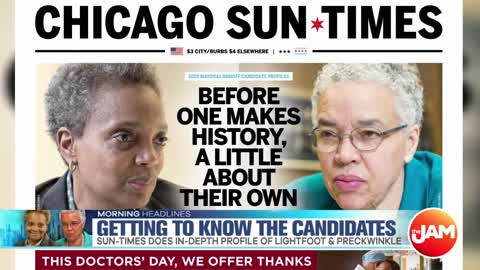 In Depth Look at Lori Lightfoot and Toni Preckwinkle