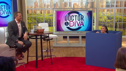 "Chatting with ""The Doctor and the Diva"""