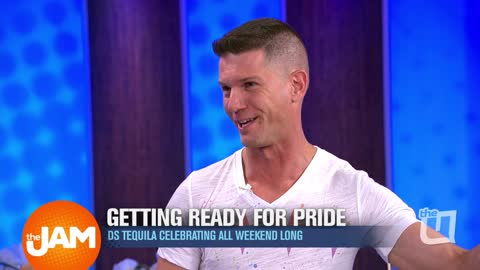 Dusty Carpenter talks D.S. Tequila Pride Festival Drinks