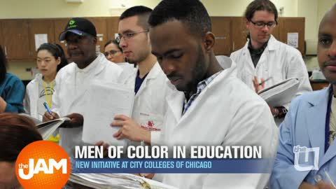 Men of Color in Education