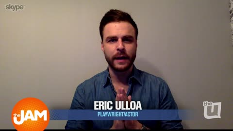 Actor Eric Ulloa Skype on Recent Tragedy in Florida Discusses what we can do for Change