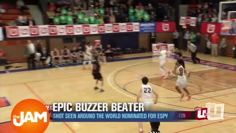 Evanston Township Buzzer Beater Nominated for an ESPY!