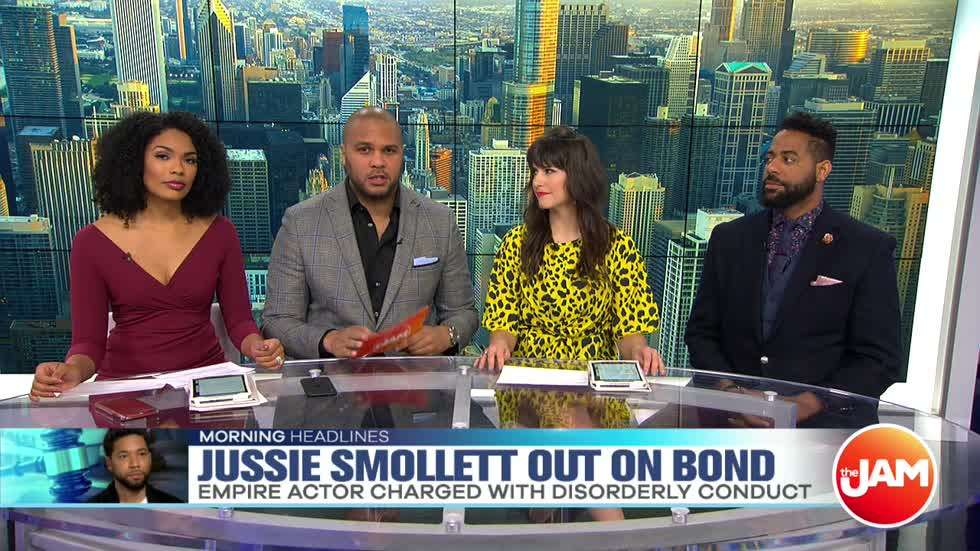 Wciu The U Breaking Down Jussie Smollett S Charges
