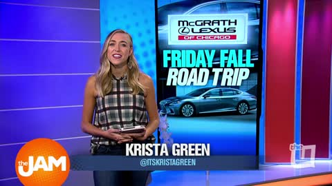 McGrath Friday Fall Road Trip: Lexus NX 300