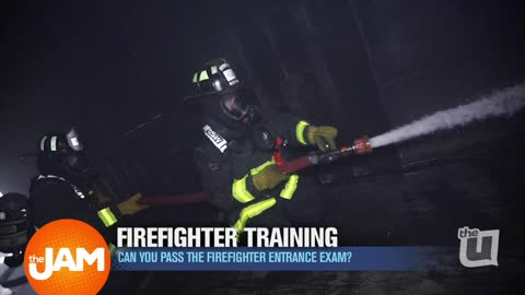 Do You Have What It Takes To be a Firefighter?
