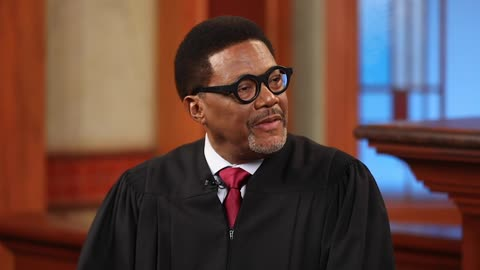 Judge Greg Mathis Talks Show and Family
