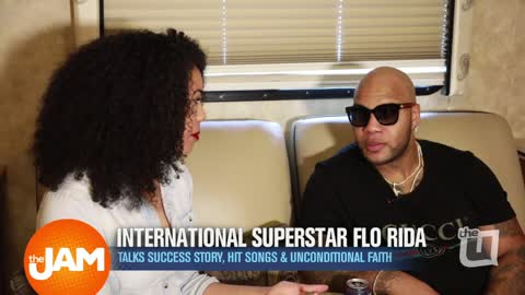 Rapper Flo Rida Chats Hit Songs and Faith in God