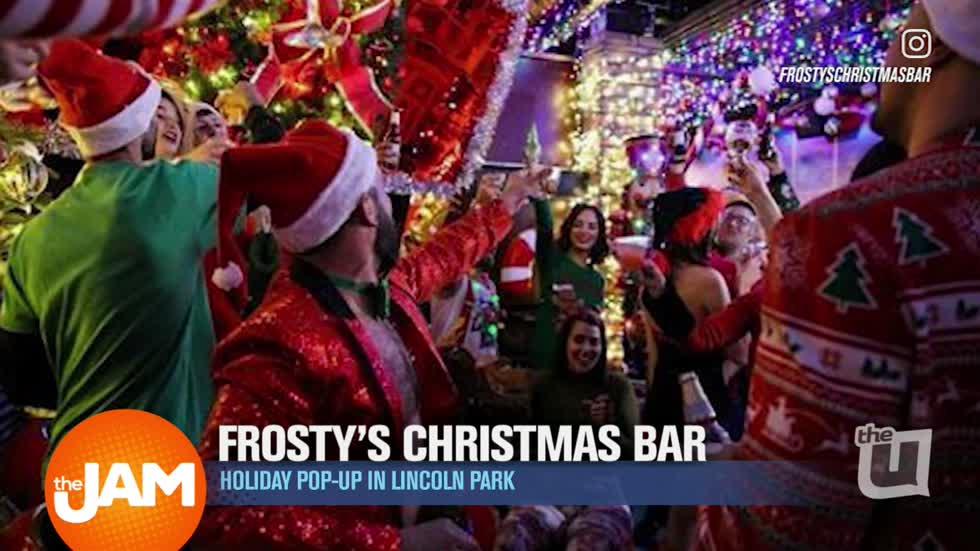 Frostys Christmas Bar.Wciu The U Frosty S Christmas Bar
