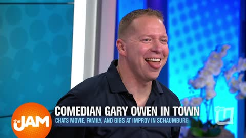 Gary Owen Chats Movies, Family, and Gigs at Imrpov this weekend
