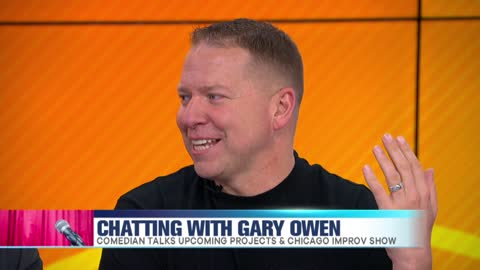 Gary Owen Talks Comedians Pushing Boundaries