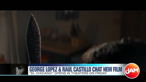 George Lopez and Raul Castillo Talk