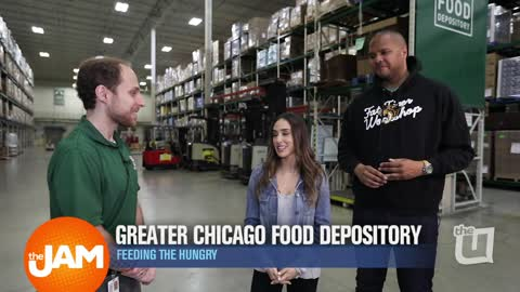 Feeding the Hungry with the Greater Food Depository