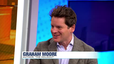 Academy Award Winner Graham Moore Chats New Hulu Series
