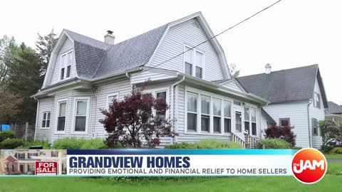 Grandview Homes | Financial Relief for Home Sellers