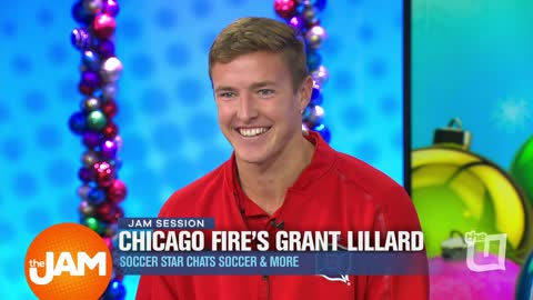 Chicago Fire's Grant Lillard