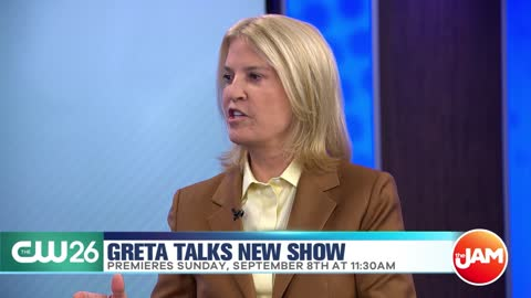 Greta Van Susteren Talks New Show 'Full Court Press'