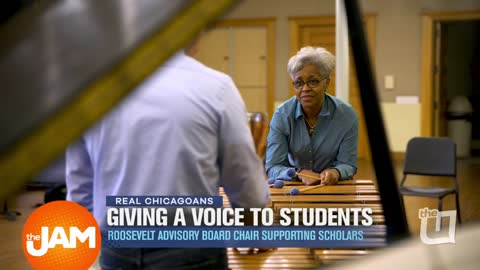 Real Chicagoan's: Gwen Cohen Aims to Give Voice to Students