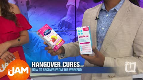 Hangover Cures | Recover from the Weekend with these Products