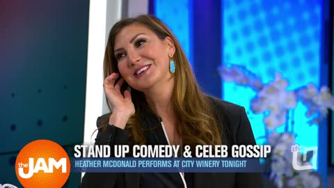 Heather McDonald Does Drew Barrymore and Celine Deon Impressions