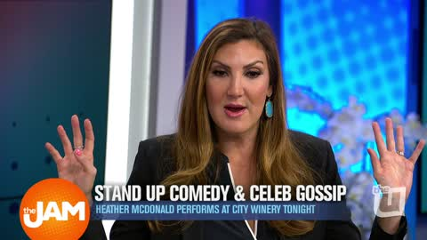 Comedian Heather McDonald Reveals Fake Kardashian Butts and Kanye Meltdown