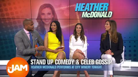 Heather McDonald Talks Being a Mom as a Stand-Up Comic