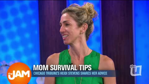 Mom Survival Tips