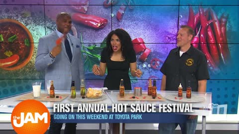 Chicago Hot Sauce Festival