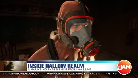 Inside Hallow Realm Haunting Experience from Mass VR