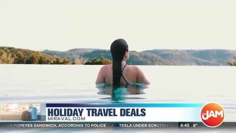 Holiday Travel Deals with The Travel Mom, Emily Kaufman